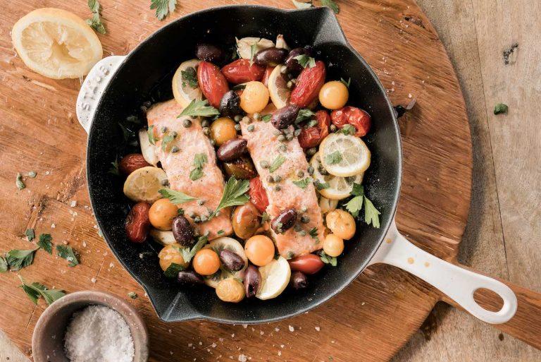 Las 14 mejores recetas de salmón al horno en Internet