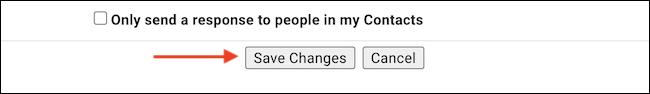 "Pinchalo ""Guardar cambios"" botón para guardar preferencias."