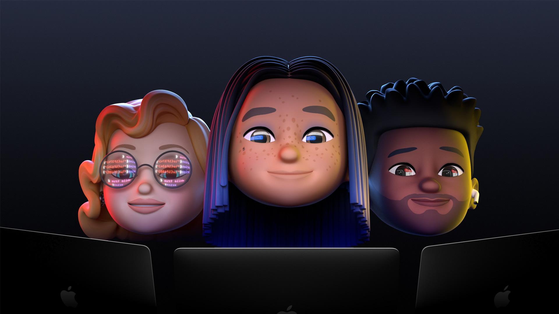 The Apple WWDC 2021 banner.